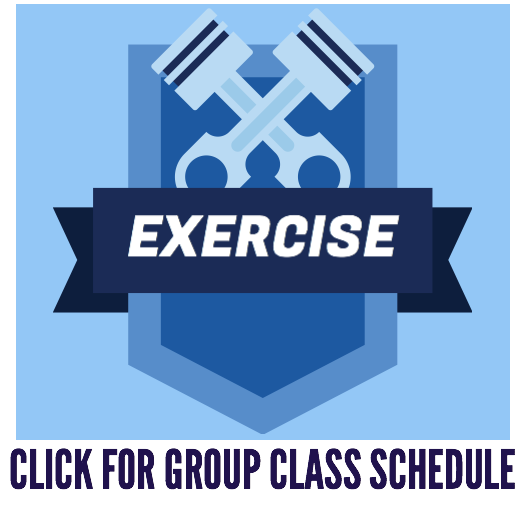 August Group Exercise Class Schedule