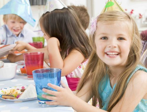 Book Your Next Birthday Party Here