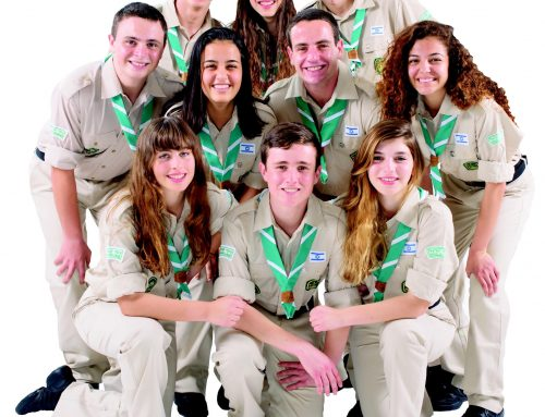 Israel Scouts Tzofim Friendship Caravan – August 9